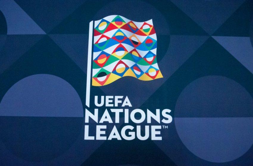 УЕФА жертва Лигата на нациите