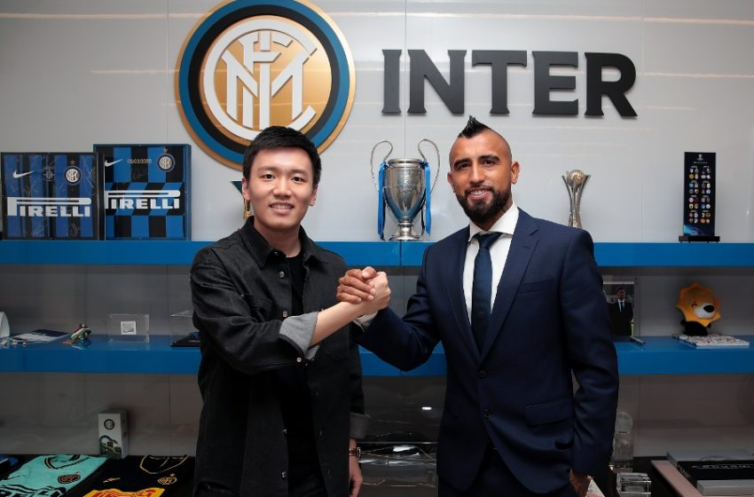 Артуро Видал официално е футболист на Интер