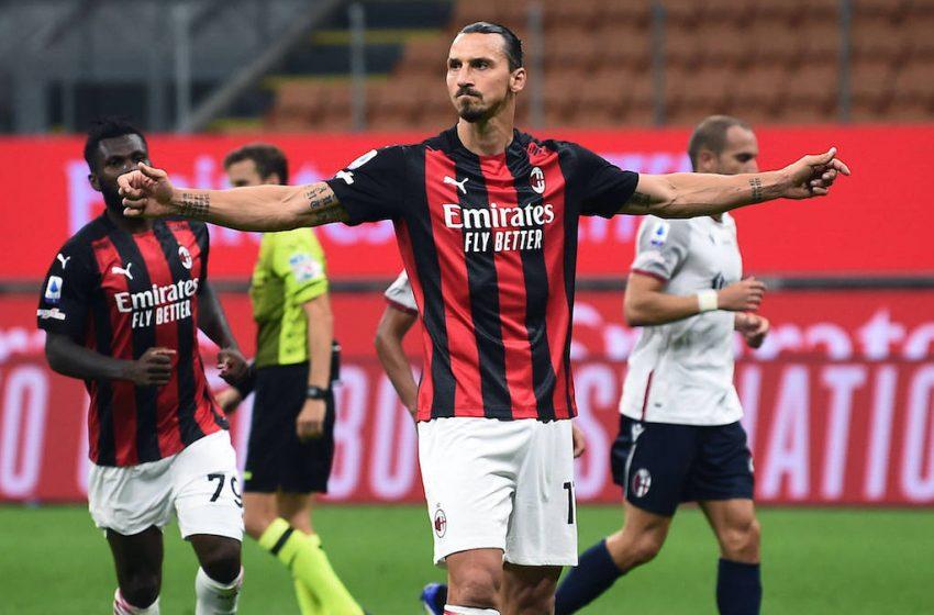 Класата на Ибрахимович донесе победа на Милан на старта в Серия А