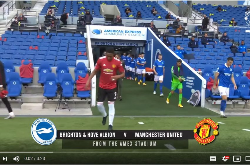 Брайтън – Манчестър Юнайтед 2:3