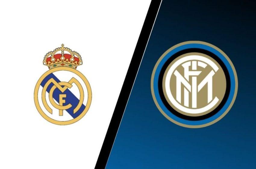 Пирона на Шампионска лига във вторник вечер: Реал Мадрид – Интер