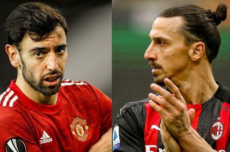 Солидно дерби в осминафиналната фаза на Лига Европа: Манчестър Юнайтед – Милан