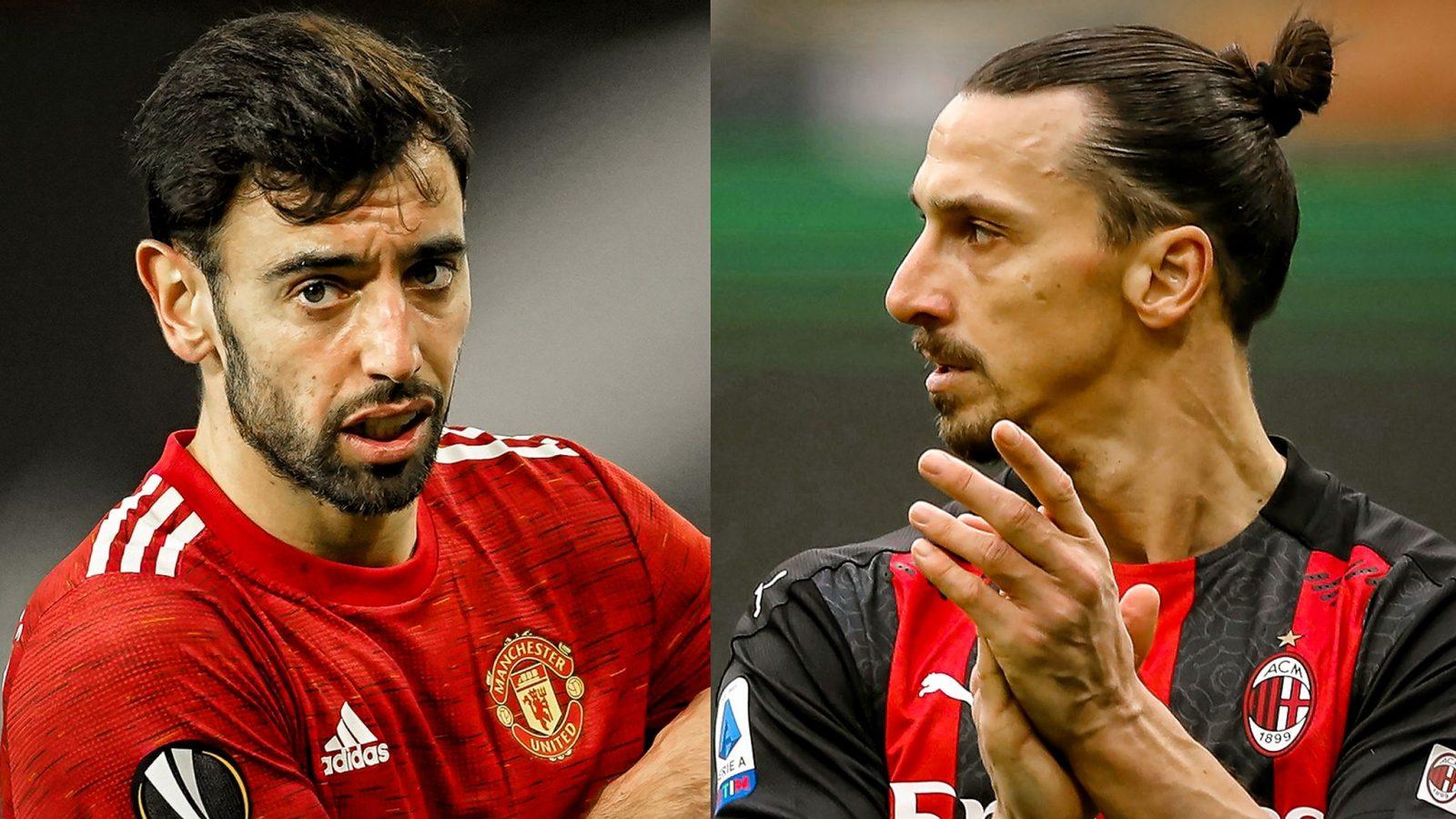 Солидно дерби в осминафиналната фаза на Лига Европа: Манчестър Юнайтед - Милан