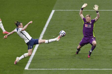 Хеттрик на Бейл за победата на Тотнъм над Шефилд Юнайтед с 4:0 (Видео)