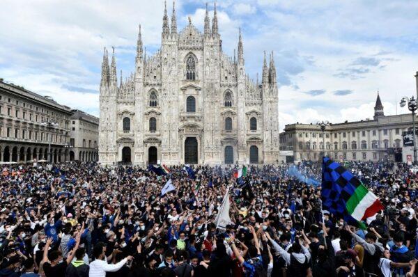 Интер Милано спечели първа титла в Серия А от 11 години насам