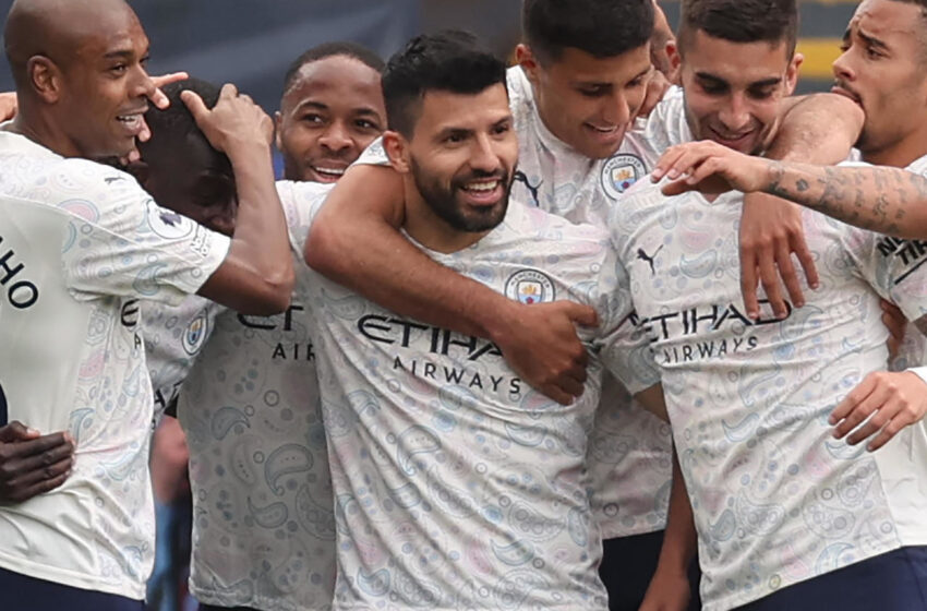 Манчестър Сити ще спечели титлата във Висшата лига УТРЕ, ако Ливърпул победи Ман Юнайтед