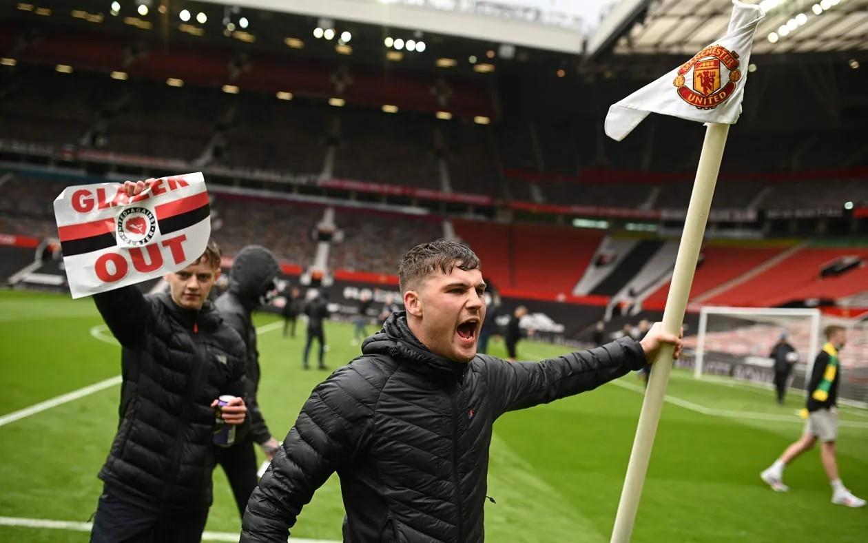 """Манчестър Юнайтед и Ливърпул е преместен за 13 май след отлагането му заради протестите на феновете на """"Олд Трафорд"""""""
