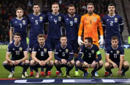 Окончателният състав от 26 играчи на Шотландия за Евро 2020 беше публикуван за първия им турнир от 23 години насам