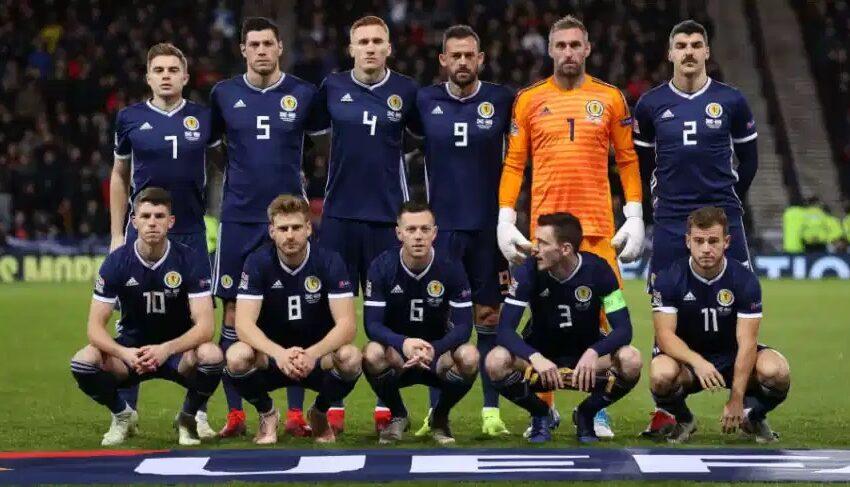 Отбора на Шотландия за Евро 2020:пълния състав от 26 души