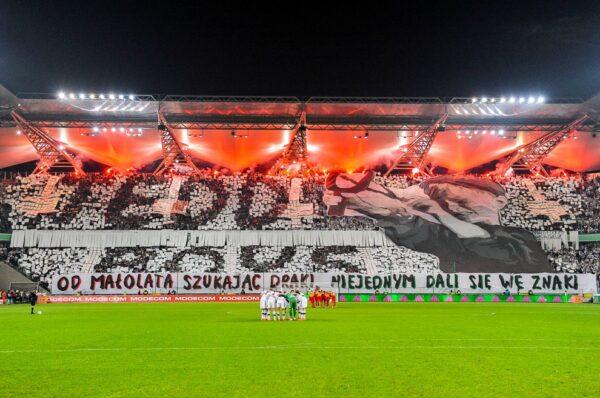 """феновете на """"Легия"""" Варшава - """"Теди Бойс 95"""" са сред най-отявлените групи ултраси в Източна Европа"""