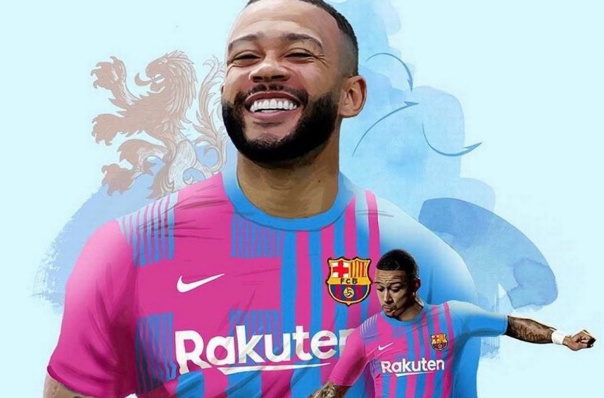 Официално Барселона подписа двугодишен договор с Мемфис Депай