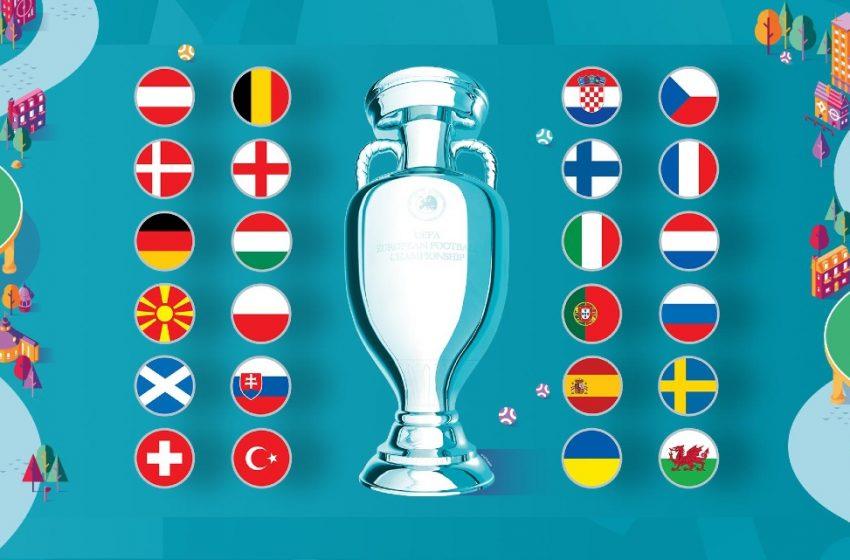 Окончателни състави за ЕВРО 2020