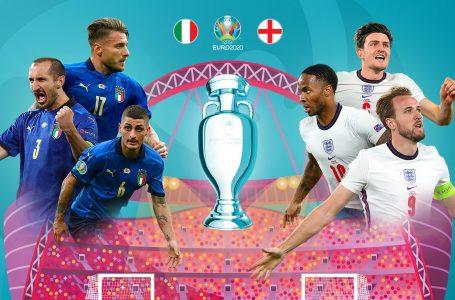 ЕВРО 2020 ФИНАЛ: Италия – Англия