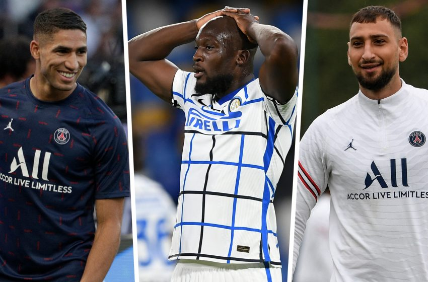Лукаку, Донарума, Хакими и други: Защо Серия А се лиши от звездите си?