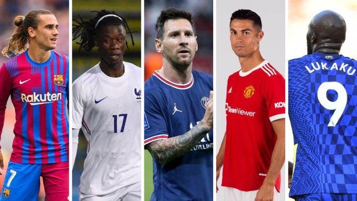 Мбапе, Барселона и Кейн: печелившите и губещите от летния трансферен прозорец