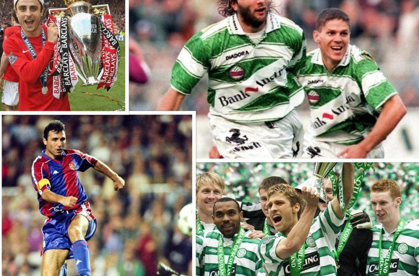 """""""И ний сме дали нещо на света…"""" – Български футболисти, ставали шампиони в различни европейски държави"""